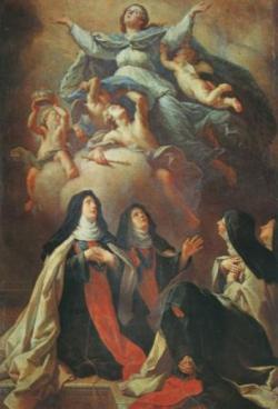 Ste Jeanne de Valois, Reine de France