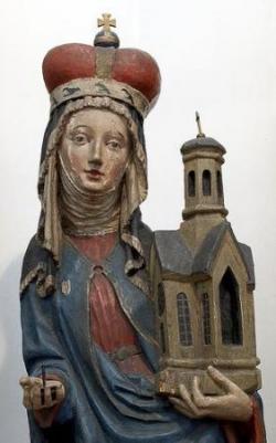 Ste Hedwige (Edwige) (1174-1243)