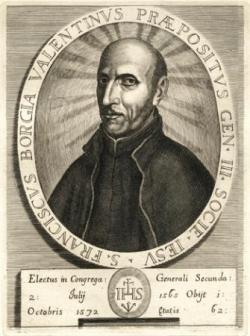 St François Borgia (1510-1572)