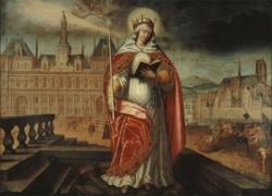 Ste Geneviève (✝ 500)