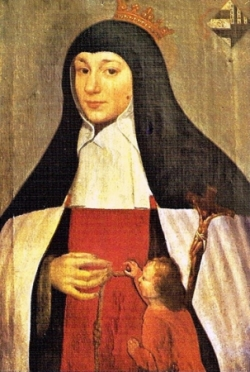 Ste Jeanne de Valois (1463-1503)