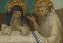 St Benoît et Ste Scholastique