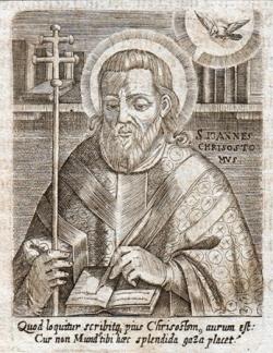 St Jean Chrysostome