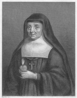 Ste Jeanne de Chantal (1572-1641)