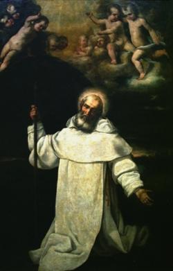 St Pierre Nolasque (1189-1256)