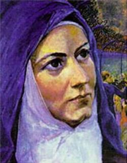 Ste Thérèse-Bénédicte de la Croix