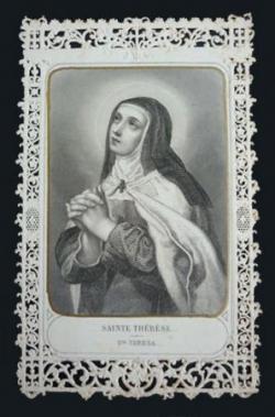 Ste Thérèse de Jésus (d'Avila)