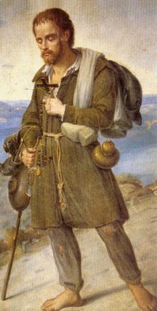 St Benoît-Joseph Labre (1748-1783)