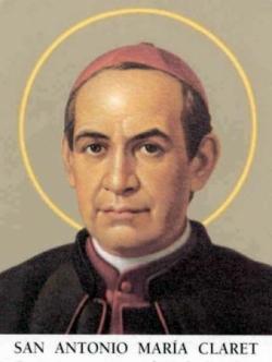 St Antoine-Marie Claret (1807-1870)