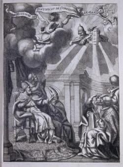 St Grégoire le Grand (540-604)
