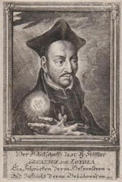 St Ignace de Loyola