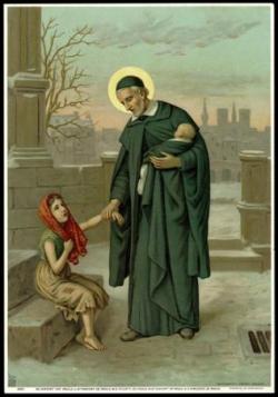 St Vincent de Paul 1