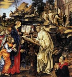 St Bernard (1091-1153)