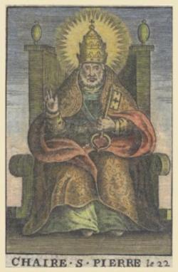 Chaire de St Pierre 1