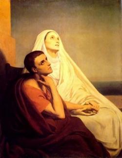St Augustin & Ste Monique