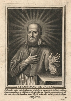 St François de Sales (1567–1622)