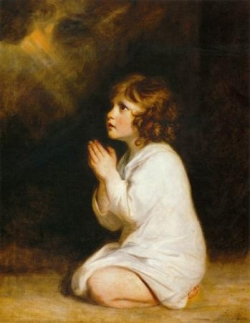 The Infant Samuel (Samuel enfant)