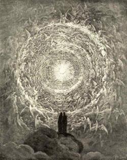 Vision du Purgatoire et du Paradis