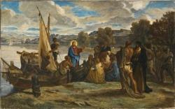 Prédication du Christ sur le lac de Tibériade