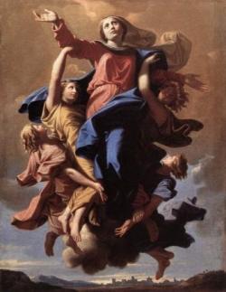 Assomption de la Ste Vierge Marie 1