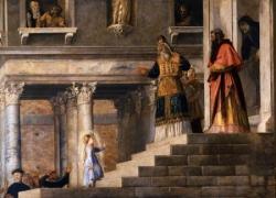 Présentation au Temple (détail)
