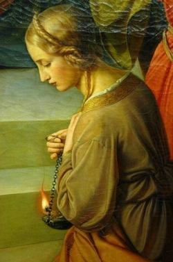 La parabole des vierges sages et des vierges folle