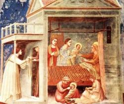 Naissance de la Vierge Marie