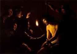 """""""La dérision du Christ"""""""