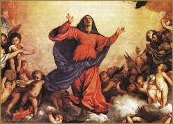 Assomption de la Ste Vierge Marie 2