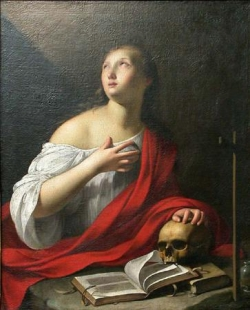 Marie Madeleine pénitente