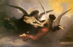 Une âme portée au Ciel