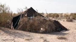 La tente bédouine