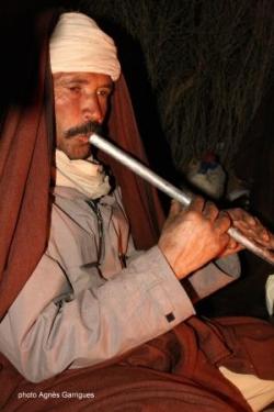 Massoud : notre joueur de flute préfèré