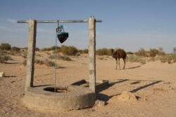 Puit des nomades croisé sur notre chemin