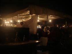 Un soir de marché à Marra ...