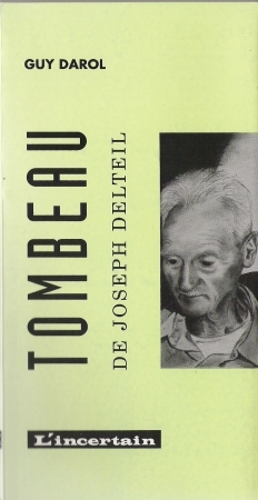 Tombeau de Joseph Delteil