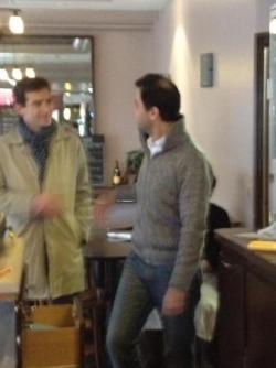 Rencontre commerçants Bercy