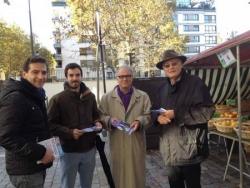 Terrain - Marché Bercy (10/11/13)