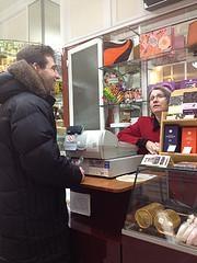 Rencontres commerçants rue Michel Chasles (29/1/13