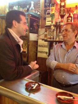 Rencontre commerçants Cours de Vincennes (16/6/12)