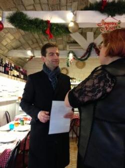 Rencontres commerçants rue Crozatier