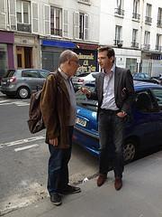 Terrain, rue de Wattignies (23 juin 12)
