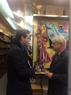 Rencontre commerçants av Ledru-Rollin (24/11/12)