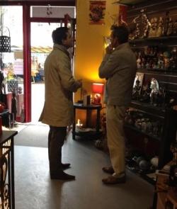 A la rencontre des commerçants bd de Reuilly