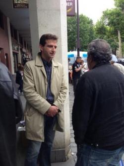 Vide grenier quartier de Bercy (29 juin 13)