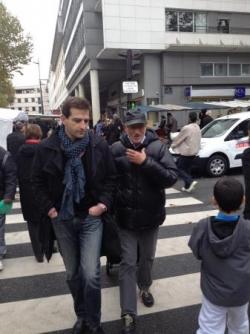Vide greniers Bercy - 10/11/12