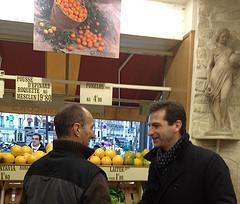 Rencontre commerçants av Daumesnil (12/1/13)