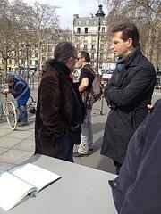 Terrain place de Bastille (13/4/13)