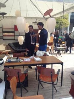 Aux puces du Design à Bercy (6 oct 2012