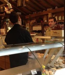 A la rencontre des commerçants rue de Charenton